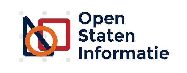 Open Stateninformatie App Challenge logo
